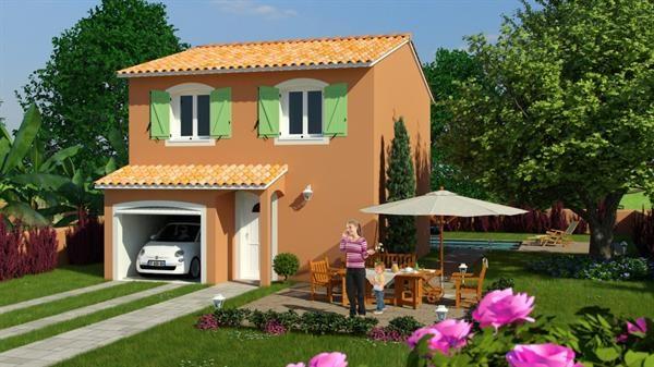 Maison  4 pièces + Terrain 322 m² Le Boulou par MAISONS COTE SOLEIL