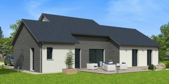 Maison  6 pièces + Terrain 941 m² Darois par NATILIA DIJON