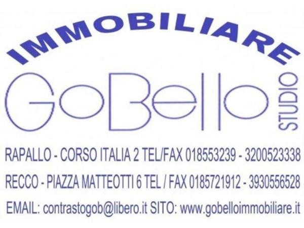 Vente Appartement 3 pièces 84m² Rapallo