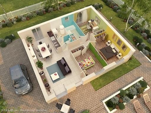 Maison  4 pièces + Terrain Bar-sur-Seine par MAISONS PIERRE