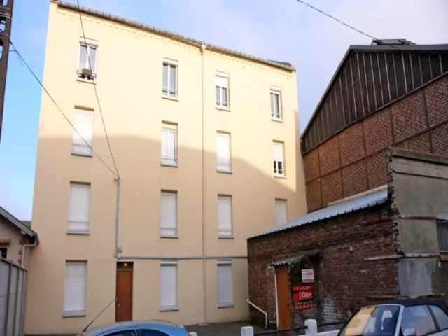 Location Studio 23,7m² Le Havre