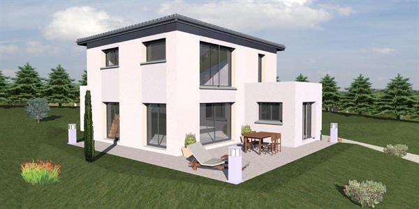 Maison  5 pièces + Terrain 860 m² Fleurieu sur Saône (69250) par MAISON VIVRE PLUS