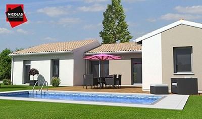 Maison  836 m² Cénac par NICOLAS CONSTRUCTION