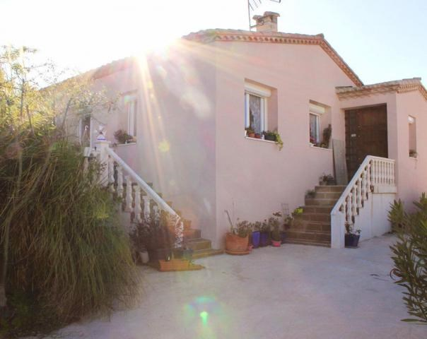 Maison  6 pièces + Terrain 744 m² Marseillan par VILLAS TERRA SUD Franck VASILIC EIRL