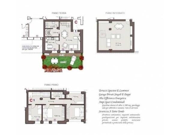 Vente Appartement 6 pièces 204m² Modena