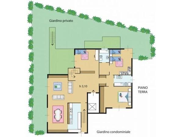 Vente Appartement 5 pièces 250m² Milano