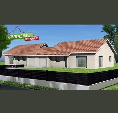 Maison  4 pièces + Terrain 404 m² Voiron (38500) par MAISON PRO-ALPES