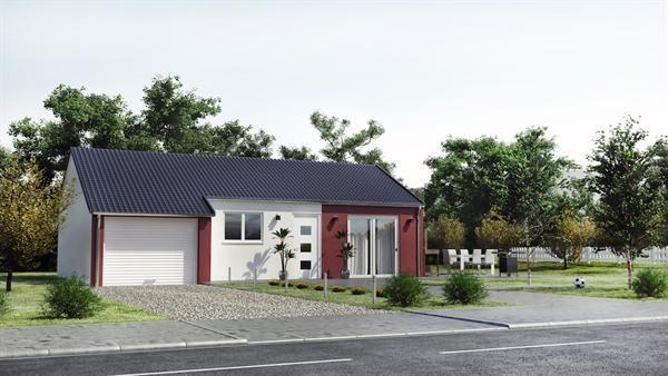 Maison  5 pièces + Terrain 1000 m² La Chapelle-Vendômoise par babeau seguin