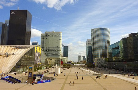 Location Bureau 266m² La Défense