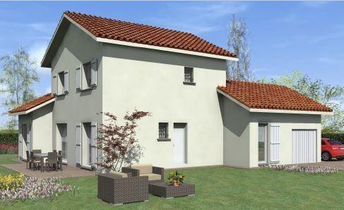 Maison  5 pièces + Terrain 1200 m² Sardieu par MAISONS VESTALE 38