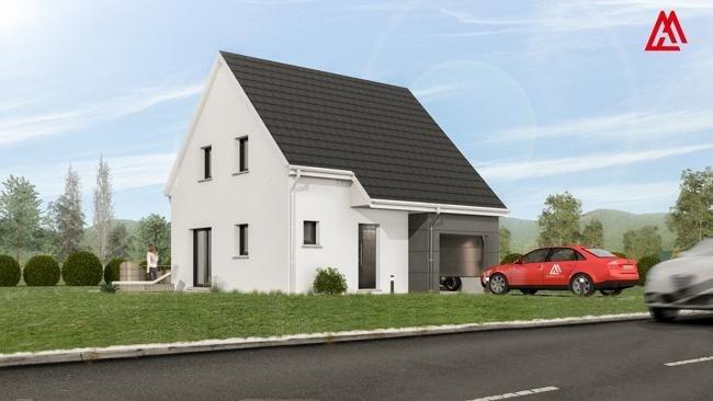 Maison  5 pièces + Terrain 485 m² Ebersheim par LES MAISONS ARLOGIS SELESTAT