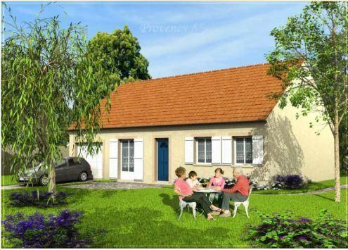 Maison  5 pièces + Terrain 800 m² Appoigny (89380) par MAISONS LENAC