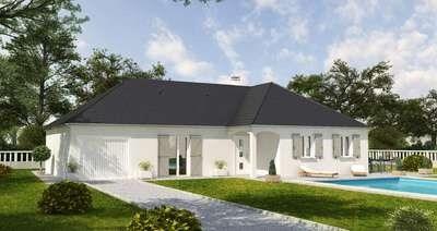 Maison  4 pièces + Terrain 670 m² Chatenoy en Bresse par Top Duo Chalon