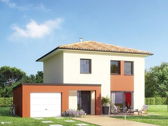 Maison  4 pièces + Terrain 570 m² Vaulx-Milieu par Maison Familiale Bourgoin