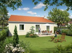 Maison  4 pièces + Terrain 464 m² Haute Rivoire (69610) par Compagnie de Construction