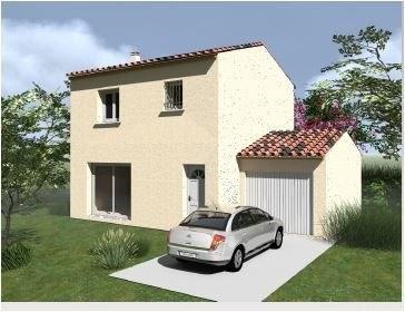 Maison  4 pièces + Terrain 300 m² Vidauban par CREAVILLA 83