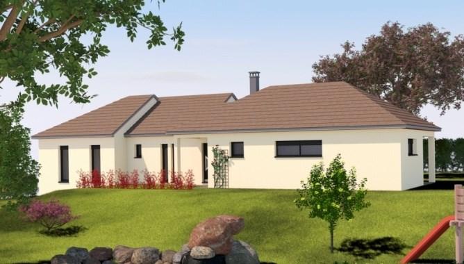 Maison  5 pièces + Terrain 1071 m² Aubin par MAISONS SEGONDS