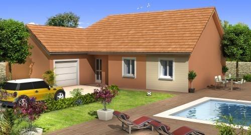 Vente Projet de construction 90m² Lantenay