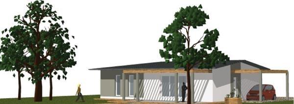 Maison  4 pièces + Terrain 500 m² Soustons (40140) par LB CREATION