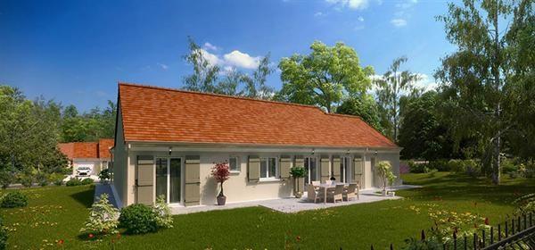 Maison  6 pièces + Terrain 1090 m² Coquainvilliers par MAISONS PIERRE