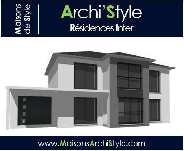Maison  6 pièces + Terrain 400 m² Magny-les-Hameaux par MAISONS ARCHISTYLE GROUPE INTER