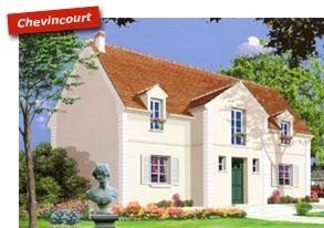 Terrain  de 467 m² Morsang-sur-Orge par GROUPE LESTERLIN