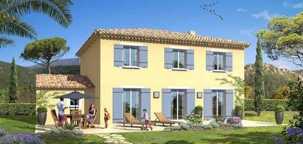 Maison  6 pièces + Terrain 725 m² Pierrevert par MAISONS AVENIR TRADITION