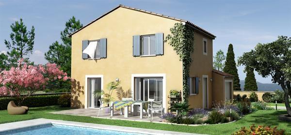 Maison  5 pièces + Terrain 297 m² Salon de Provence par VILLAS TRIDENT SALON DE PROVENCE