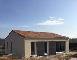 """Modèle de maison  """"Modèle de maison 4 pièces"""" à partir de 4 pièces Lot-et-Garonne par MAISONS BEBIUM LANGON"""