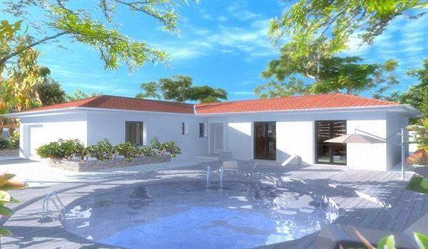 Maison  4 pièces + Terrain 429 m² Sallèles-d'Aude par ZIGLIANI BATISSEURS - AGENCE DE BEZIERS