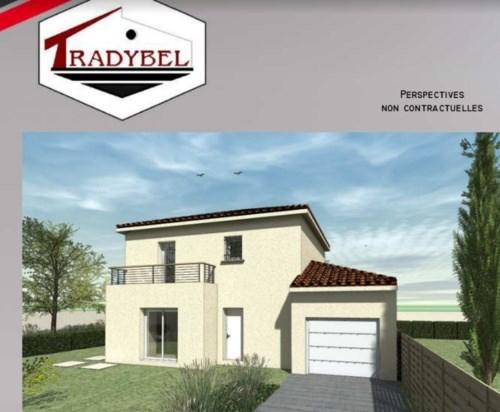 Maison  5 pièces + Terrain 300 m² Limas par TRADYBEL RHONE