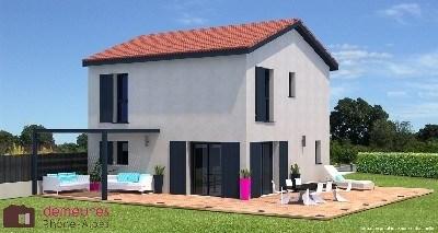 Maison  6 pièces + Terrain 480 m² Saint Didier sur Chalaronne par DEMEURES RHONE ALPES