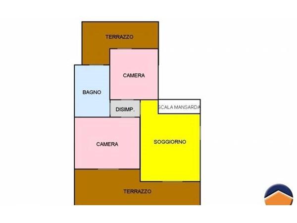 Vente Appartement 6 pièces 135m² Pianezza