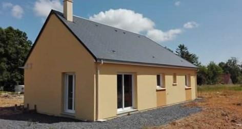 Maison  5 pièces + Terrain 1150 m² Garennes-sur-Eure par MIKIT