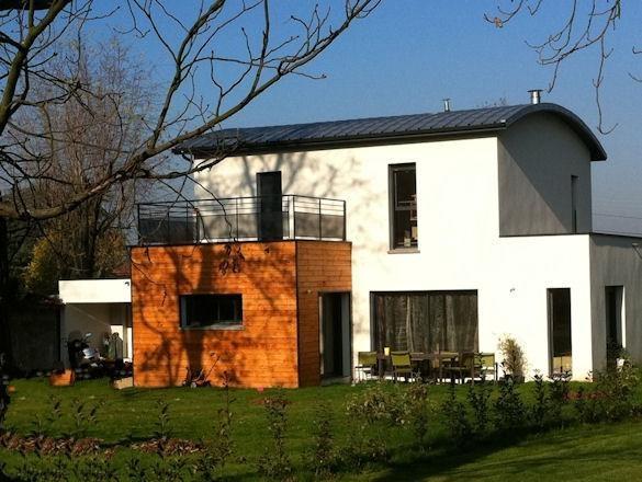 Maison  5 pièces + Terrain 460 m² Seichamps (54280) par MAISONS OXEO