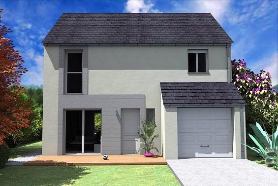 Maison  5 pièces + Terrain 310 m² Ris-Orangis par L.D.T VIRY CHATILLON