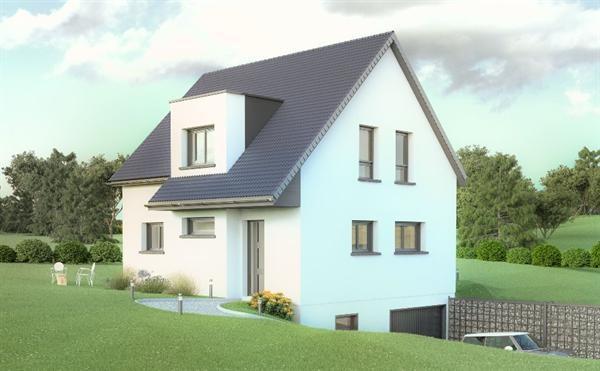 Maison  5 pièces + Terrain 550 m² Pérouse (90160) par IMMO REECHT