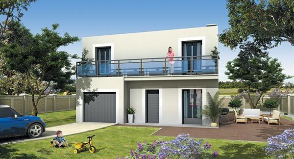 Maison  4 pièces + Terrain 280 m² Les Clayes sous Bois (78340) par MAISONS BARILLEAU
