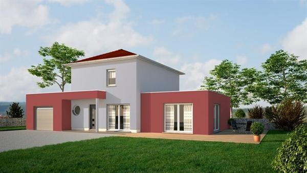 Maison  4 pièces + Terrain 640 m² Belfort (90000) par IMMO REECHT