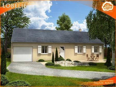Maison  5 pièces + Terrain 628 m² Pithiviers (45300) par MAISONS BELLES DEMEURES