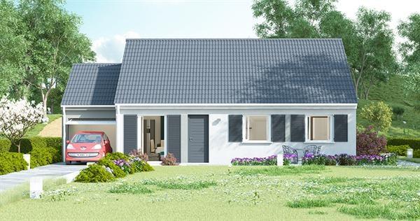 Maison  4 pièces + Terrain 812 m² Huchenneville par MAISONS PIERRE