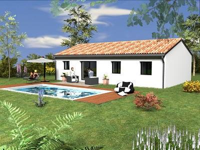 Maison  4 pièces + Terrain 600 m² Buzet-sur-Tarn par VILLA & CONCEPT