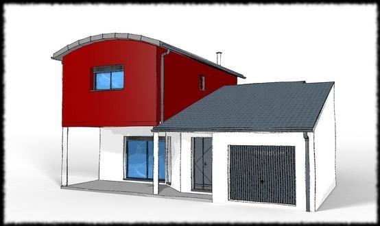 Maison  4 pièces + Terrain 600 m² Nailloux (31560) par LES BASTIDES LAURAGAISES