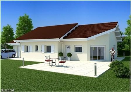 Maison  5 pièces + Terrain 800 m² Jujurieux par MCA  MAISONS & CHALETS DES ALPES