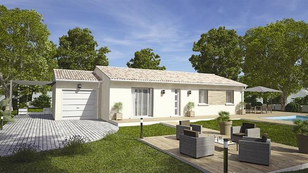 Maison  4 pièces + Terrain 399 m² Garidech par Villas JB LUNION