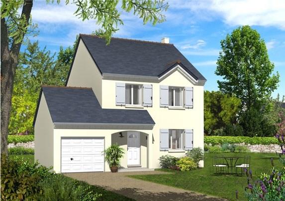 Maison  4 pièces + Terrain 1100 m² Chaumes-en-Brie par MAISON FAMILIALE QUEUE EN BRIE