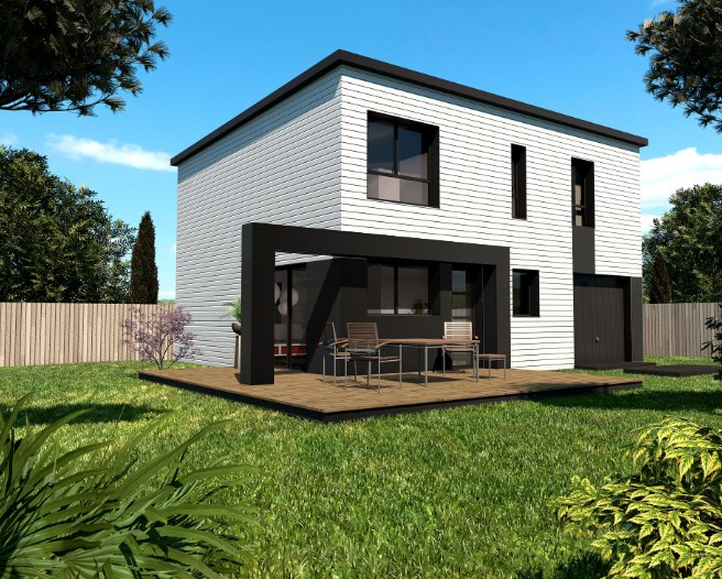 Maison  6 pièces + Terrain 680 m² Verrières-le-Buisson par PRIMOBOIS ESSONNE
