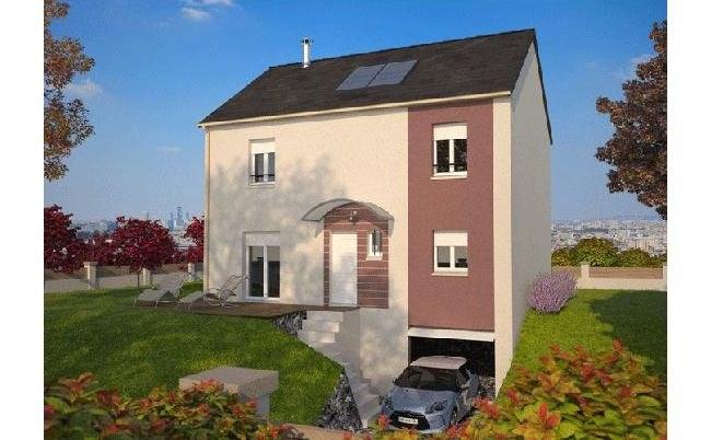 Maison  6 pièces + Terrain 400 m² Neuilly-Plaisance par MAISONS EVOLUTION