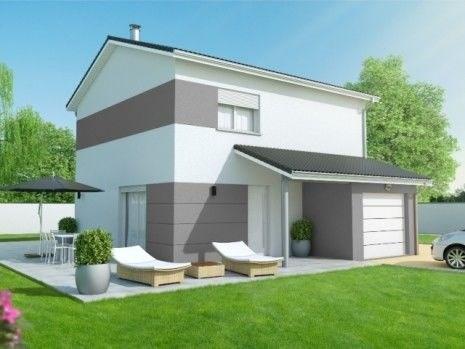 Maison  4 pièces + Terrain 300 m² Limas par MAISONS AXIAL