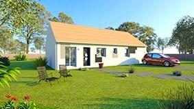Maison  4 pièces + Terrain 250 m² Corbeil-Essonnes par MAISONS SESAME